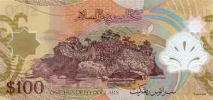 Брунейский доллар 100р
