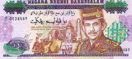 Брунейский доллар 25а