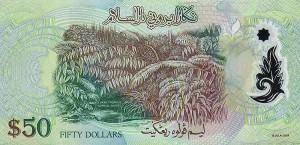 Брунейский доллар 50р