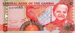 Гамбийский даласи 5а