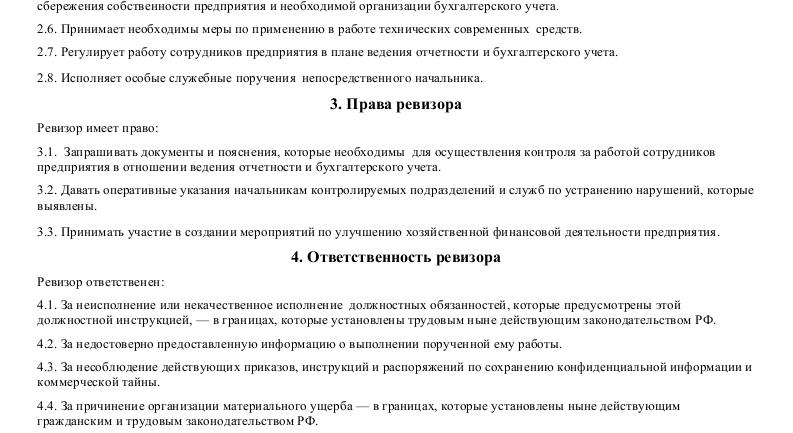 Должностная инструкция ревизора_002