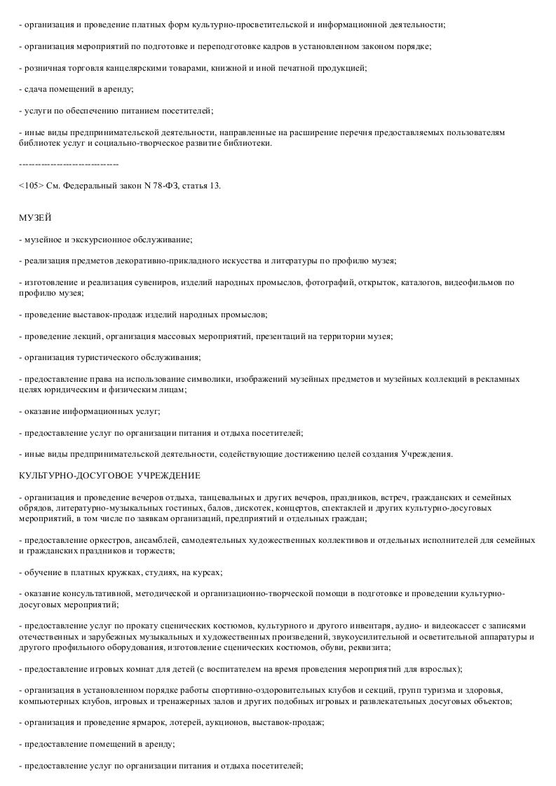 Образец Модельный устава муниципального учреждения культуры_006