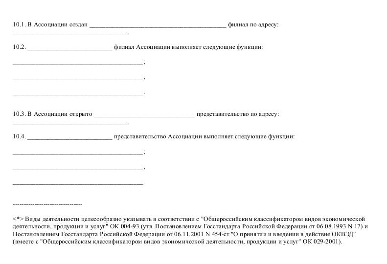Образец устава ассоциации владельцев таможенных складов_010