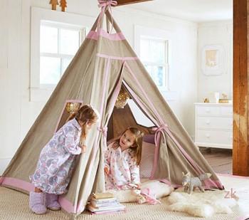 Вигвамы для детей Бизнес идея с нуля на пошиве детских вигвамов.
