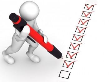 Описание ситуации на производстве и объяснительные записки
