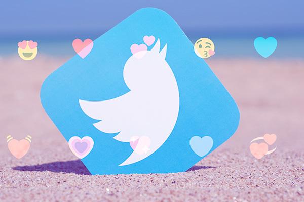 Популярные эмодзи в твиттер