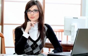 Самодостаточная бизнес-леди