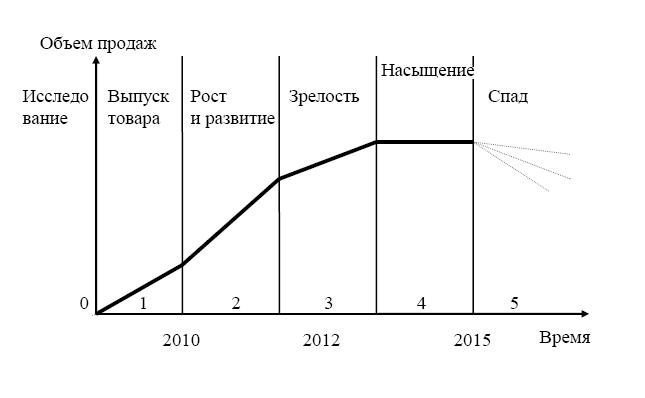 Жизненный цикл услуг