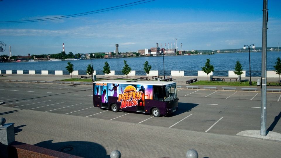 Kazan Party Bus