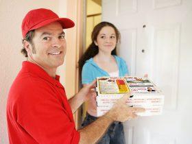 Бизнес на доставке еды