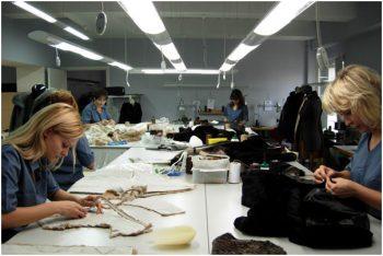Как начать зарабатывать на ремонте меховых изделий