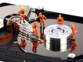 Заработать на восстановлении информации с электронных носителей