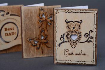 Картинки по запросу деревянные открытки  преимущества