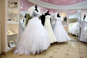 Бизнес на продаже свадебных платьев