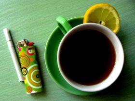Вредные привычки и работа