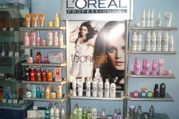 Поставки профессиональной косметики в салоны красоты