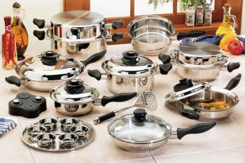 Качественная эмалированная посуда как бизнес