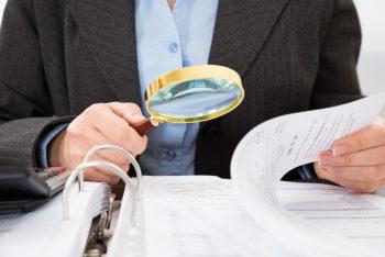 Проверка со стороны налоговой службы