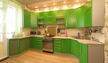 Компактные кухни для малогабаритных квартир