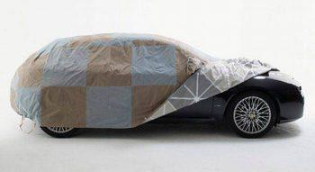 Креативные чехлы на автомобиль