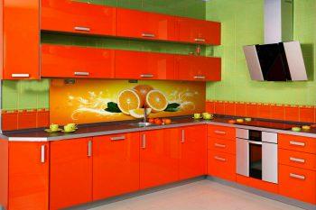 Кухни на заказ по индивидуальным замерам
