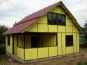 Строительство домов из сэндвич-панелей (SIP)