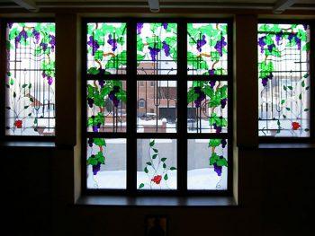 Создание витражей на окнах как бизнес