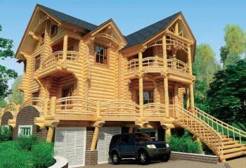 Деревянные дома и коттеджи: как начать строительный бизнес с нуля