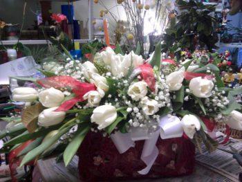 Как открыть бизнес на доставке цветов с нуля