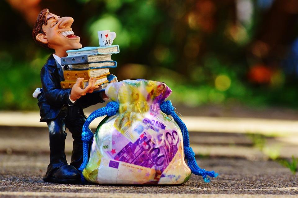 Образования налоговой задолженности