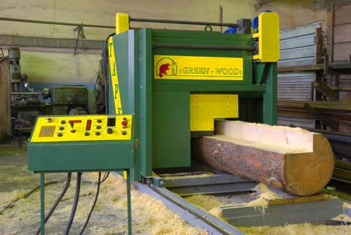 Изготовление станков деревообрабатывающих