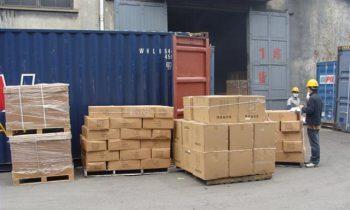 Доставка товара из Китая