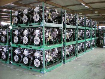 Доставка контрактных двигателей из-за границы