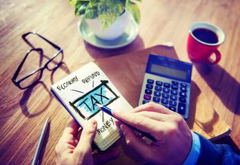 Расчёт налога