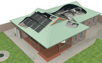 Отопление домов без газа