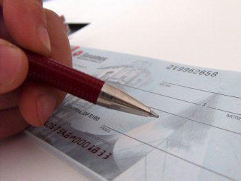 Способы внесения денег на расчетный счет