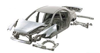 Запчасти и кузовной ремонт автомобилей VAG