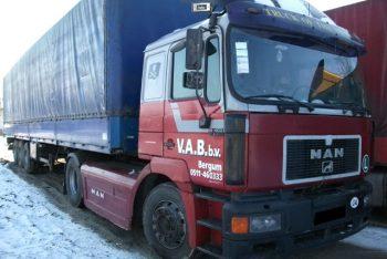 Запчасти к грузовым автомобилям МАN как бизнес