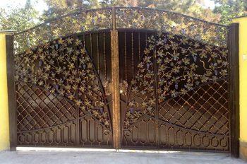Ворота своими руками как бизнес