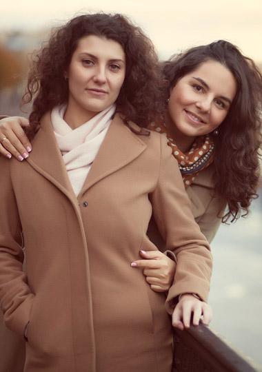 Яна и Тамара