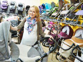 магазин детских колясок