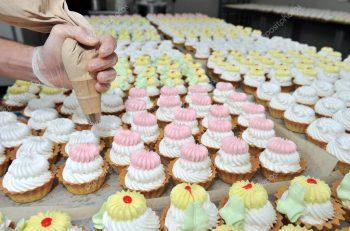 Торты, пирожные и капкейки на заказ