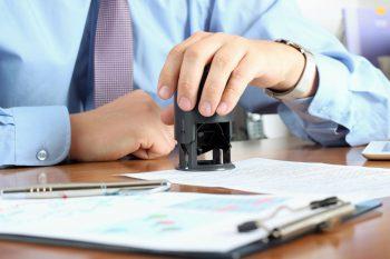 Составление документа с одним продавцом
