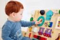 Детские бизиборды – радость малышам и прибыльный бизнес