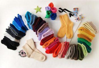 Сырье для носков и перчаток: как открыть бизнес