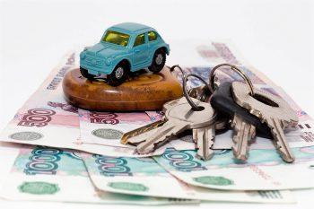 ИП арендует автомобиль