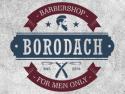 Франшиза сети мужских салонов бритья и стрижки «BORODACH»