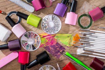магазин дизайна ногтей