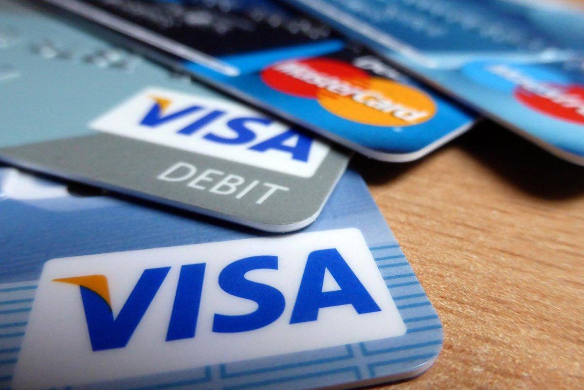 Активировать кредитную карту