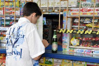 Рейды по продаже алкоголя несовершеннолетним